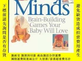 二手書博民逛書店Baby罕見Minds Brain-Building Games