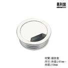 J3051 鋁出線盒 易利裝生活五金 鋁合金 黑色 鋁色