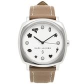 Marc By Marc Jacobs MJ1563 潮流時尚皮帶 34mm 女士 手錶 腕錶