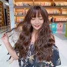 整頂假髮 時尚娃娃假髮 霧茶色 水波紋捲髮 高品質假髮 C8265 魔髮樂