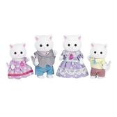 《 森林家族 - 日版 》波斯貓家庭 ╭★ JOYBUS玩具百貨