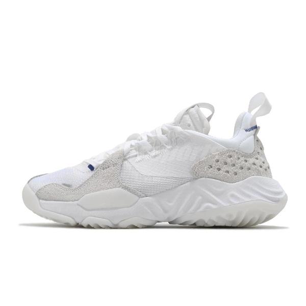 Nike 休閒鞋 Jordan Delta 白 灰 男鞋 React 全新鞋款 運動鞋 喬丹 【ACS】 CD6109-101