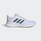 Adidas Runfalcon [EG8627] 男鞋 運動 休閒 慢跑 避震 透氣 舒適 健身 穿搭 愛迪達 白綠