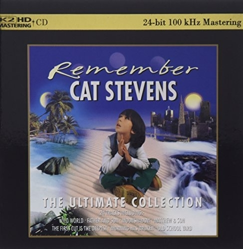 【停看聽音響唱片】【K2HD】Remember Cat Stevens:The Ultimate Collection