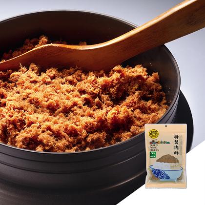 【黑橋牌】自榨豬油,特製肉酥-小包裝