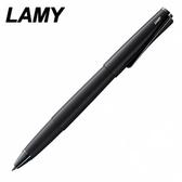 德國 LAMY 限量 STUDIO系列 奢華極黑 鋼珠筆 /支 366