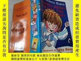二手書博民逛書店horrid罕見henry tricks the tooth fairy:可怕的亨利耍牙仙子Y200392 不