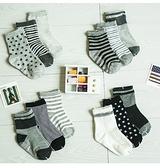 寶寶襪子12雙入 多花色卡通童襪組 88718