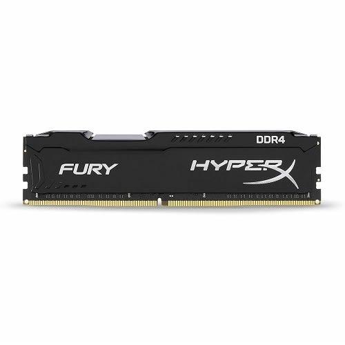 Kingston 金士頓 HyperX Fury Black 8G 2666MHz DDR4 CL16 HX426C16FB2 黑