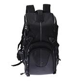 相機後背包-多功能大容量防水專業雙肩攝影包71a43[時尚巴黎]