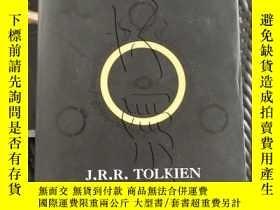 二手書博民逛書店The罕見Fellowship of the Ring---[I