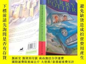 二手書博民逛書店harry罕見potter and the chamber of secret 哈利波特與密室Y200392