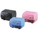 《享亮商城》三段式電動削筆機 H-9 藍  ELM