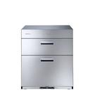 (無安裝)櫻花落地式全平面落地式68cm(與Q7692同款)烘碗機銀色Q-7692-X