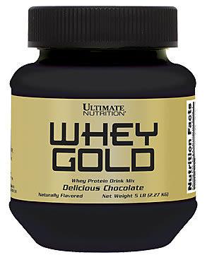 【UN經銷】金牌乳清蛋白WHEY GOLD巧克力 34g