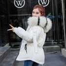 2018新款棉衣女韓版寬鬆bf短款加大碼學生小棉襖冬裝外套顯瘦棉服IGO
