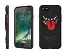 ★ APP Studio ★【SwitchEasy 】SwitchEasy Monster iPhone 7(4.7吋)3D笑臉怪獸保護殼