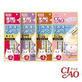 【CIAO】啾嚕牛奶肉泥 *12包組(D002A81-1)