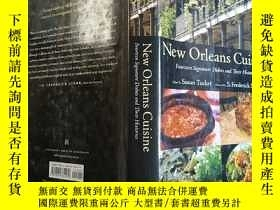 二手書博民逛書店new罕見orleans cuisine :fourteen s