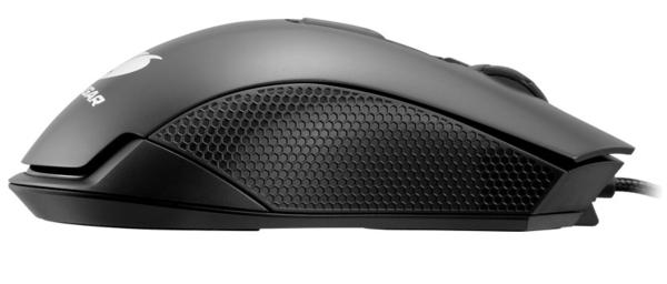 COUGAR 美洲獅 500M 黑色 光學 電競滑鼠