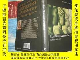 二手書博民逛書店Buddhist罕見normative ethics by ch