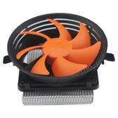 超頻三七星瓢蟲CPU散熱器 AMD英特爾775/115X cpu靜音風扇【韓衣舍】