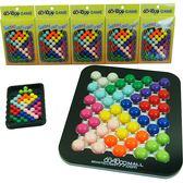【龍博士動腦遊戲】大型教具-彩球密碼遊戲組 888080