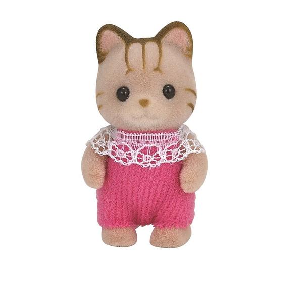 森林家族 斑紋貓嬰兒_EP20163