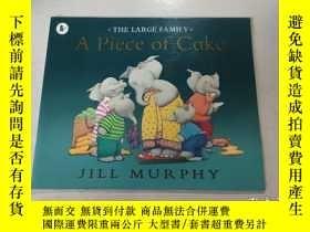 二手書博民逛書店A罕見Piece of Cake:小菜一碟Y212829