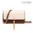 側背包 時尚金縷流蘇多夾層小方包-La Poupee樂芙比質感包飾 (預購+好禮)