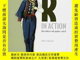 二手書博民逛書店R罕見In ActionY364682 Robert Kabacoff Manning Publication