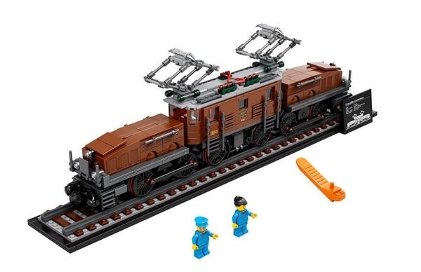 【LEGO樂高】CREATOR 鱷魚火車頭#10277