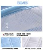 【 全館折扣 】 單人 冰涼墊 快速降溫 105*186 + 1冰枕墊 涼感舒眠單人床墊組 QMAX3D802S