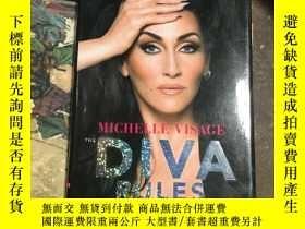 二手書博民逛書店MICHELL罕見VISAGE THE DIVA RULESY1