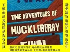 二手書博民逛書店The罕見Adventures Of Huckleberry FinnY256260 Mark Twain T