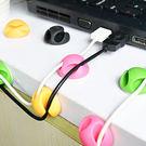 時尚 可愛 矽膠繞線器 多功能捲線器 耳...