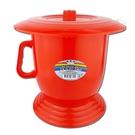 雙象牌 便器(大) 尿壺尿桶 學習便器 財庫 塑膠尿壺 塑膠尿桶 傳統尿壺 便桶 傳統便器 老人尿桶