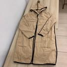 內刷毛修身顯瘦休閒大衣外套(S號/121-6002)