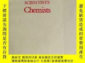 二手書博民逛書店THE罕見BIOGRAPHICAL DICTIONARY OF SCIENTISTS Chemists《科學家和化