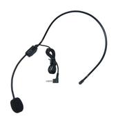 擴音器麥克風小耳麥話筒頭戴式教師專用有線話筒蜜蜂通用