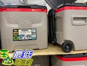 [COSCO代購] C113131 IGLOO QUANTUM 28QT ROLLER COOLER 美國制2 6升滾輪冰桶