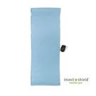 【COCOON】COOLMAX輕量快乾防蚊蟲旅用床單/睡袋內袋-海洋藍