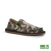 SANUK  迷彩懶人鞋-男款1014164 SKC(迷彩)