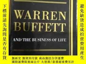 二手書博民逛書店英文原版The罕見Snowball:Warren Buffett