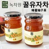韓國 Nokchawon 綠茶園 蜂蜜柚子茶 480g 蜂蜜柚子 柚子茶 水果茶 沖泡 沖泡飲品
