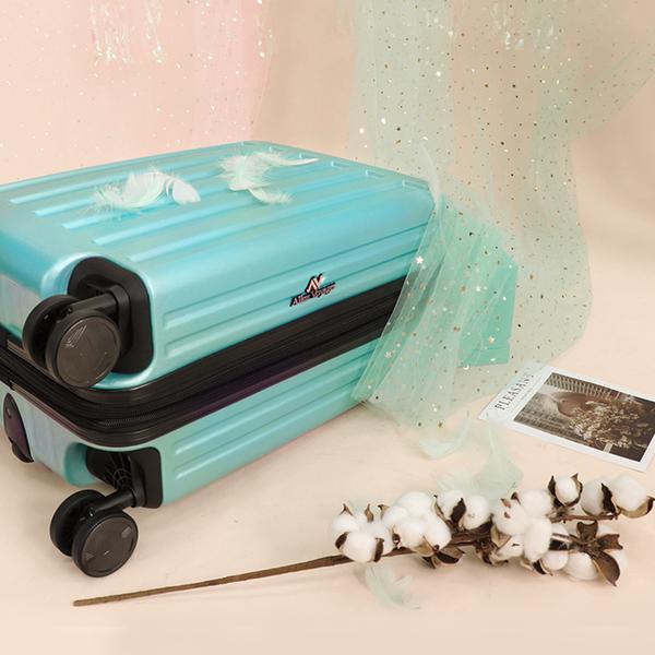 行李箱 旅行箱 奧莉薇閣18吋可加大PC硬殼 Princess 廉航登機箱