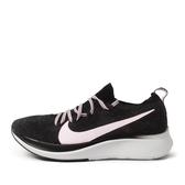Nike W Zoom Fly FK [AR4562-001] 女鞋 慢跑 路跑 輕量 避震 舒適 健身訓練 氣墊 黑粉