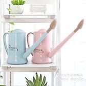 長嘴灑水壺 塑料家用園藝養花工具 BS19989『科炫3C』