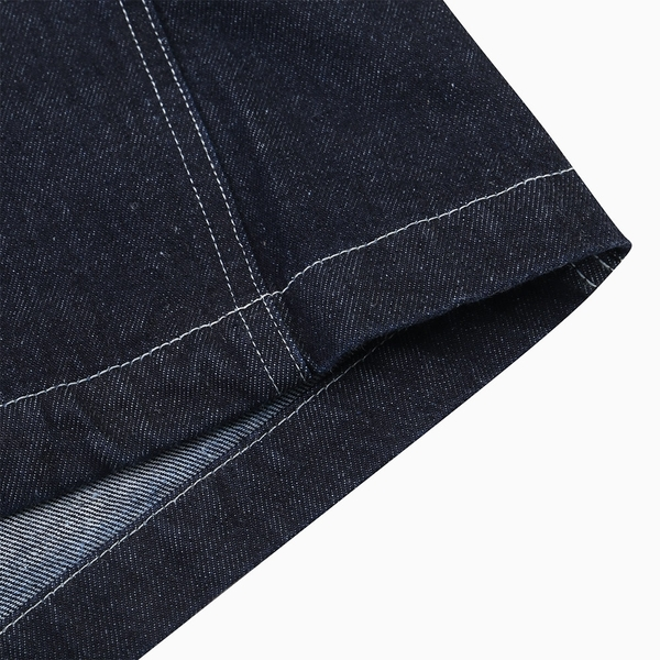 Levis Red 工裝手稿風復刻再造 男款 工程師牛仔外套 / 原色 / 寒麻纖維