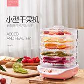 乾果機家用食品烘乾機水果蔬菜寵物肉類食物脫水風乾機小型 igo薇薇家飾